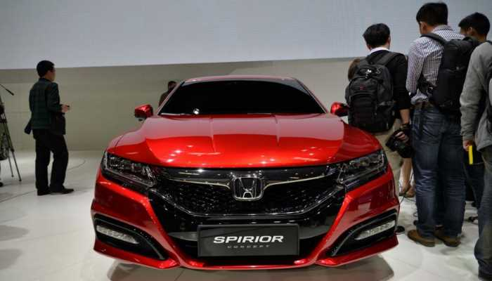 2022 Honda Accord Coupe Engine