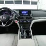 2022 Honda Accord Hybrid Interior