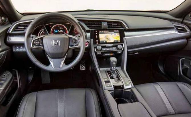 2022 Honda Ballade Interior