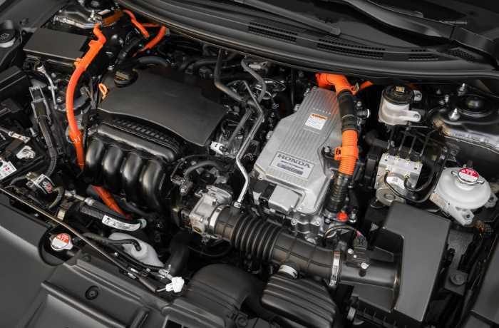 2022 Honda Clarity Engine