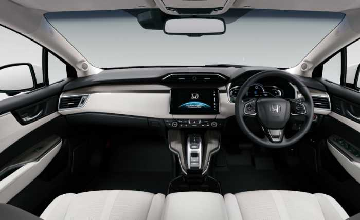 2022 Honda Clarity Fuel Cell Engine