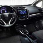 2022 Honda Fit Interior