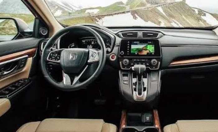 2022 Honda HR-V Interior