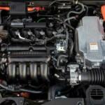 2022 Honda Insight Engine