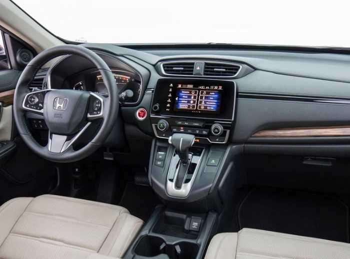 2022 Honda Insight Interior