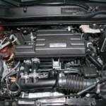 2022 Honda Passport Engine