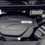 2022 Honda Ridgeline Engine