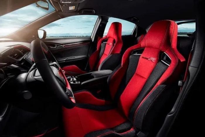 2022 Honda Ridgeline Type R Interior
