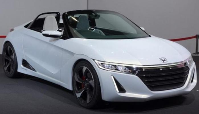 2022 Honda S600 Exterior