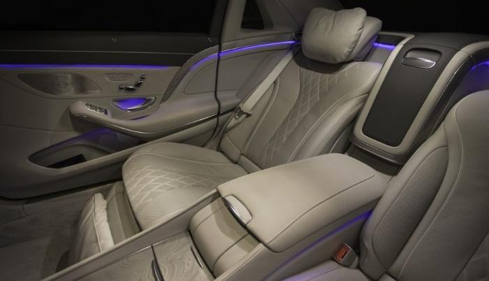 2022 Honda S600 Interior