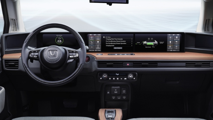 2022 Honda Urban EV Interior