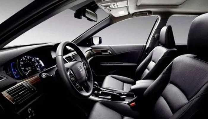 2022 Honda Accord Coupe Interior