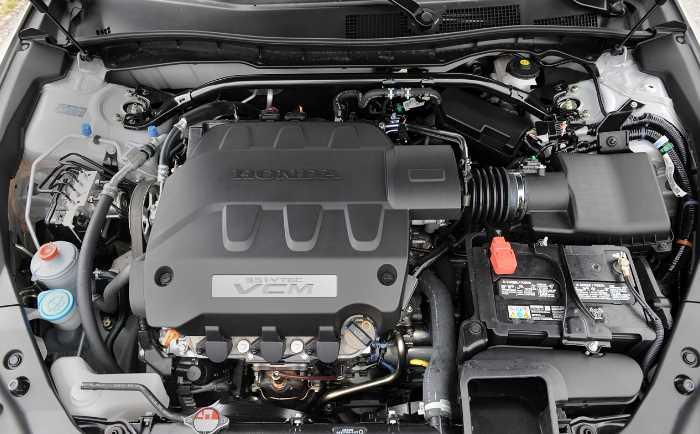 2022 Honda Accord Crosstour Engine
