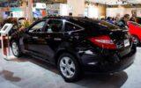 2022 Honda Accord Crosstour Exterior