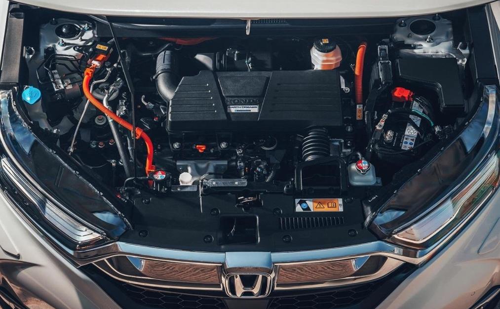 2022 Honda CR-V Engine