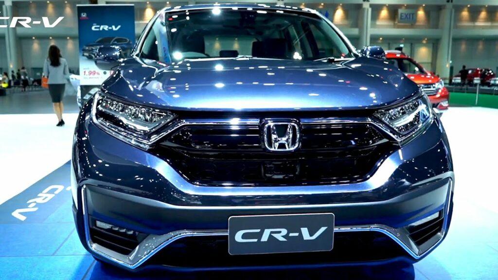 2022 Honda CR-V Exterior