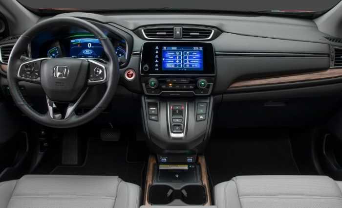 2022 Honda CR-V Hybrid Exterior
