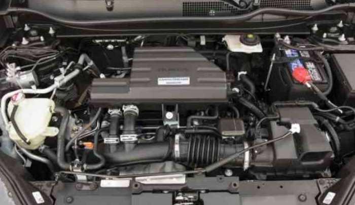 2022 Honda CR-V Touring Engine