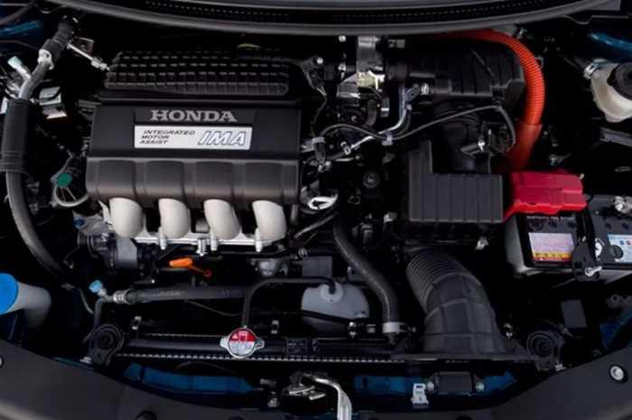 2022 Honda CR-Z Engine