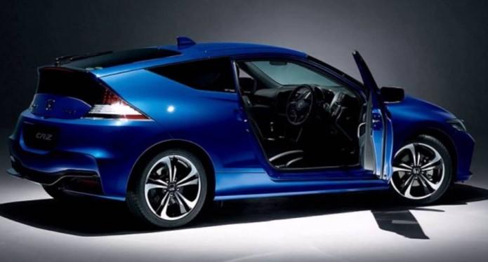 2022 Honda CR-Z Exterior