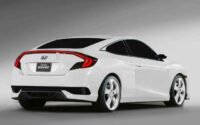 2022 Honda Civic Coupe Exterior