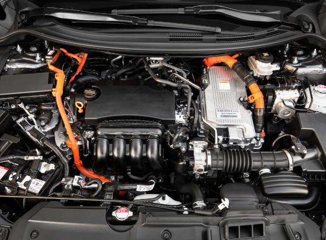 2022 Honda Clarity Hybrid Engine