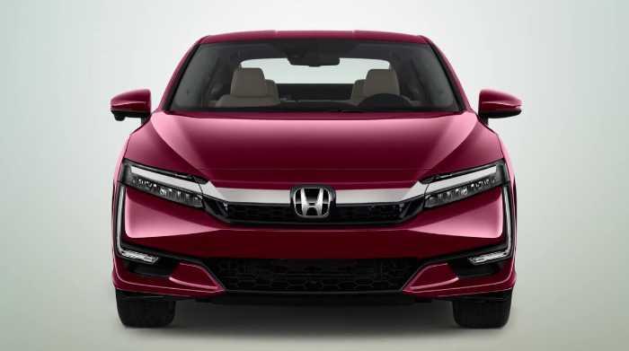 2022 Honda Clarity Hybrid Exterior