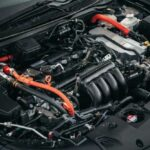 2022 Honda Crider Engine