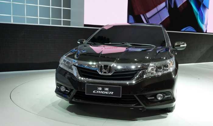 2022 Honda Crider Exterior