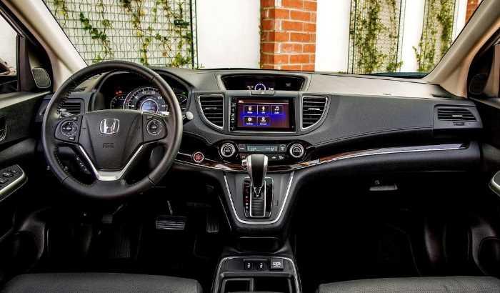 2022 Honda Crider Interior