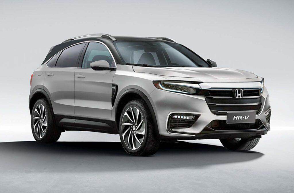 2022 Honda HR-V Exterior