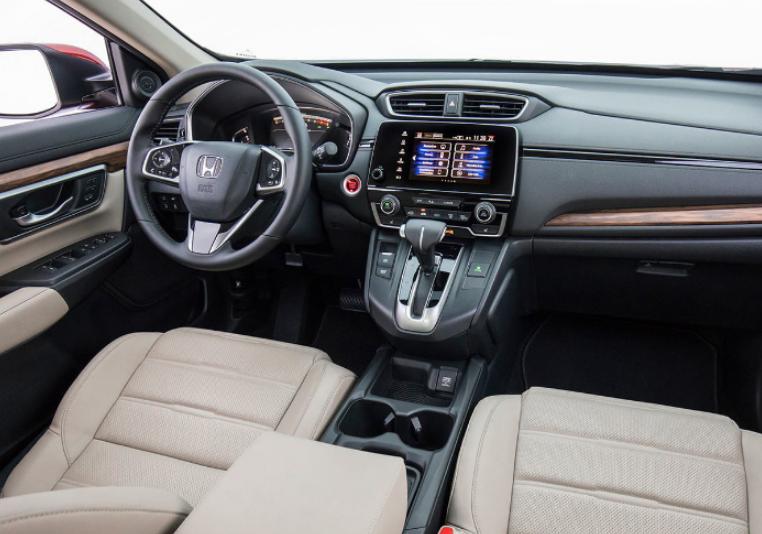 2022 Honda HR-V Sport Interior