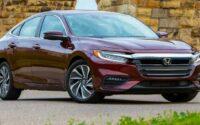 2022 Honda Insight Exterior