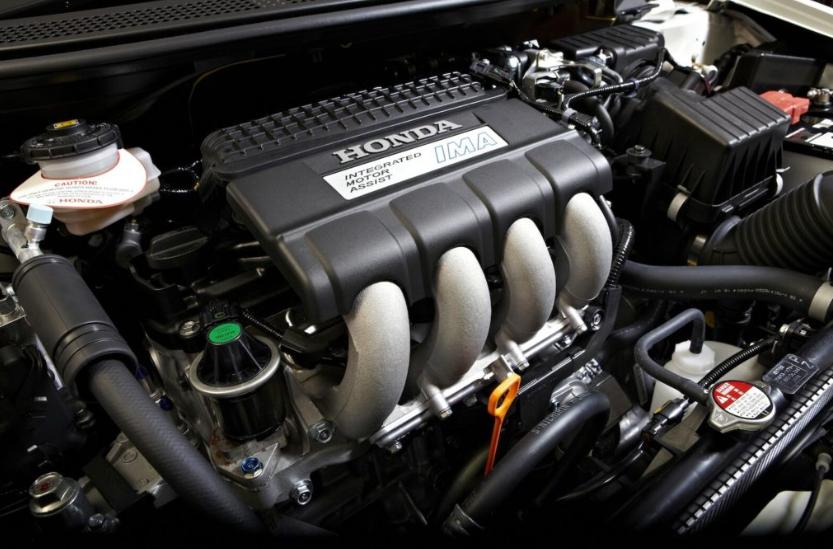 2022 Honda Insight Hybrid Engine