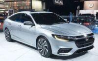 2022 Honda Insight Touring Exterior