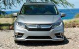 2022 Honda Odyssey Elite Exterior