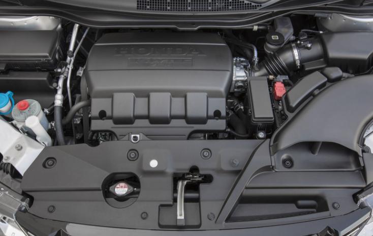 2022 Honda Odyssey Engine