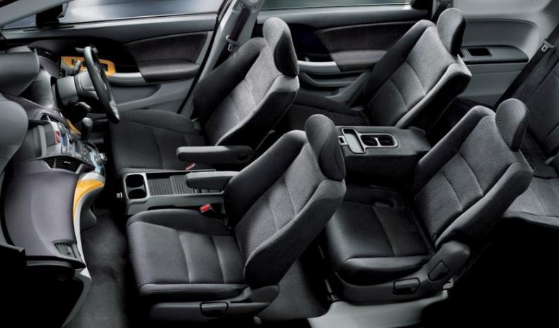 2022 Honda Odyssey Interior