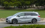 2022 Honda Odyssey Touring Exterior