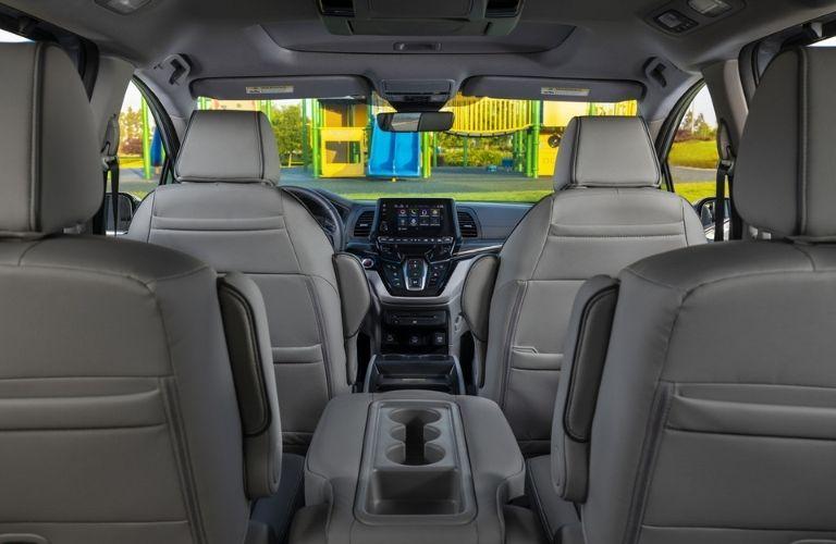 2022 Honda Odyssey Touring Interior