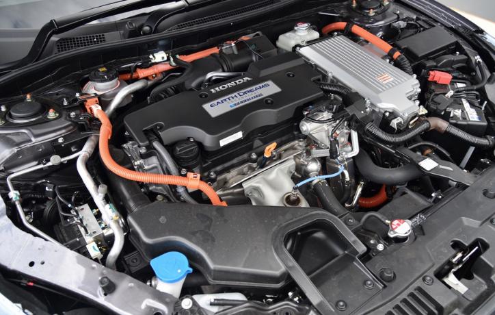 2022 Honda Prelude Interior