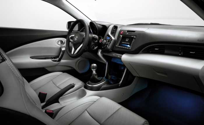2022 Honda CRZ Interior