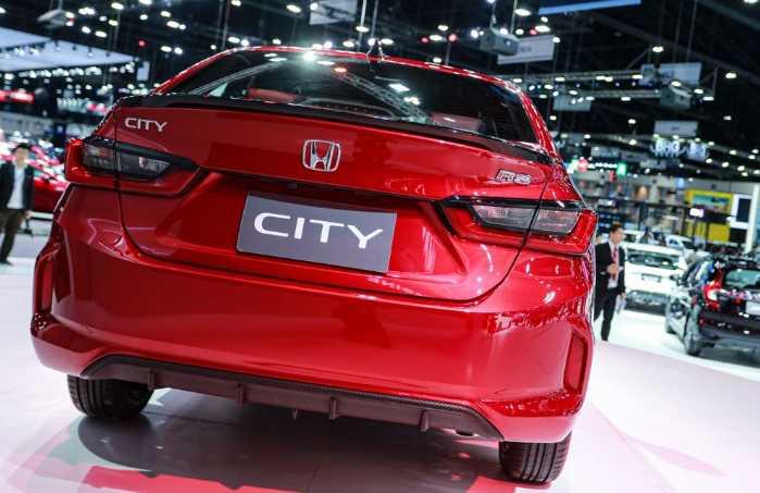 2022 Honda City Exterior