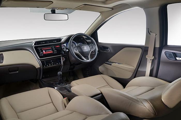 2022 Honda City Interior