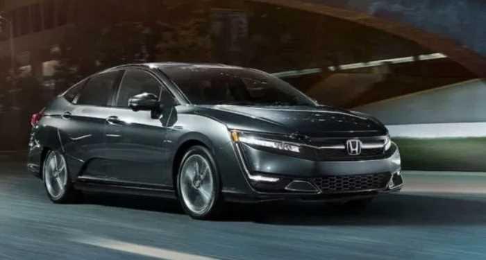 2022 Honda Clarity Exterior