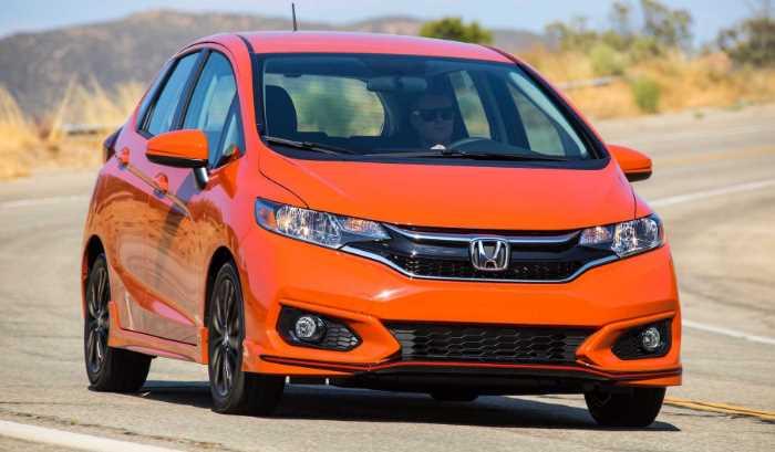 2022 Honda Fit Exterior