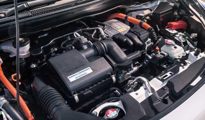 2022 Honda Jazz Engine