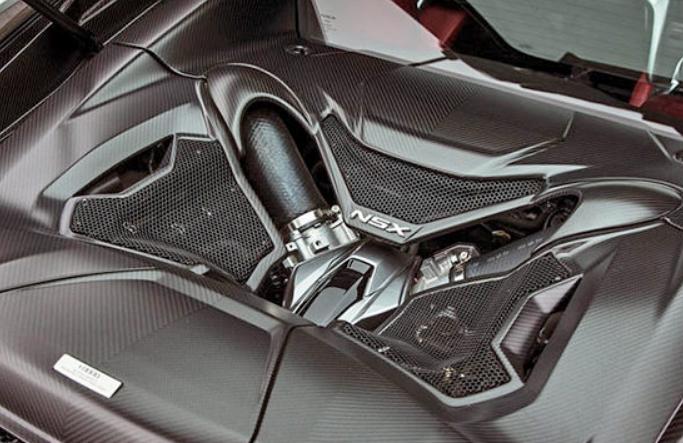 2022 Honda NSX-GT Engine