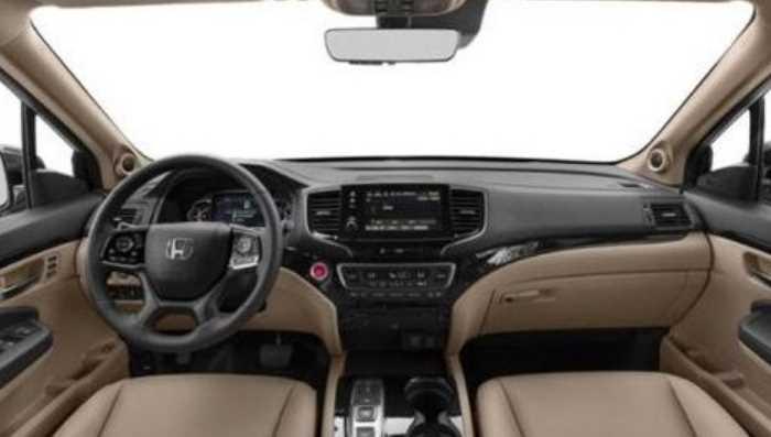 2022 Honda Pilot Interior