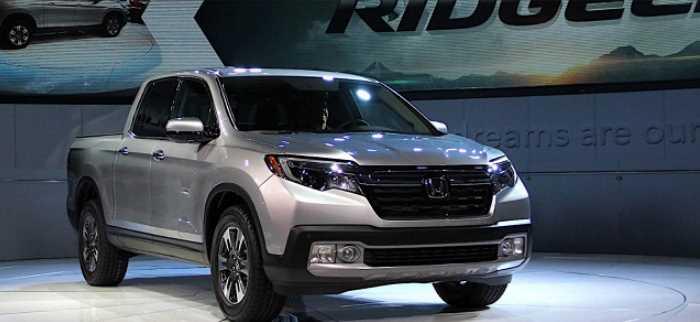 2022 Honda Ridgeline Exterior